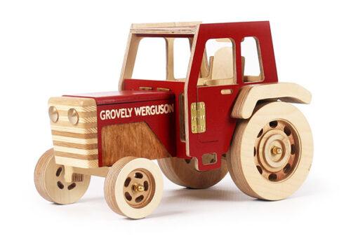 Grovely Werguson - Red